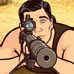 Watch 'Archer' Take It To The Danger Zone