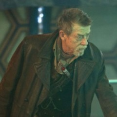Doctor Who 50th Anniversary Photos Show John Hurt