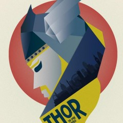 Alternative Artwork For 'Thor: The Dark World'