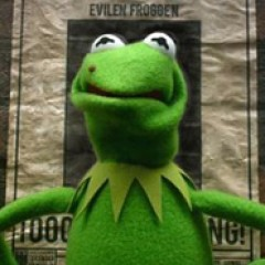 First Look At Kermit In 'Muppets Most Wanted'