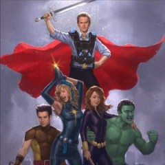 'How I Met Your Mother' Superheroes