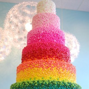 21 Jaw-Dropping Wedding Cakes