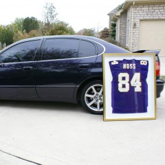 Randy Moss' Former Car For Sale on Ebay