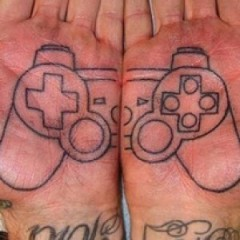 The Most Intense PlayStation Tattoos Ever