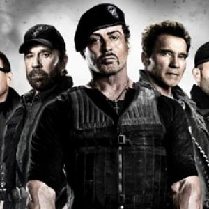 First Look At 'The Expendables 3'