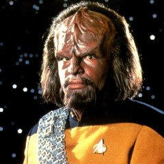 Worf Got His Butt Kicked A Lot On ST:TNG