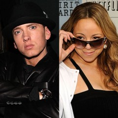 Mariah Carey & Eminem's Ongoing Feud is Out of Control