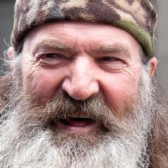 Phil Robertson Continues to Stick Foot in Mouth