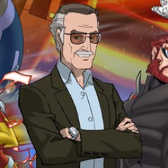Stan Lee Stars in his Own Superhero Movie