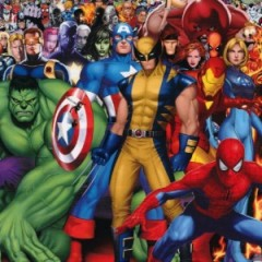 Who Are Marvel's Top 3 Comic Book Characters?