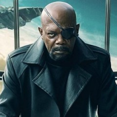 New Look At Nick Fury & Black Widow In 'Captain America 2'