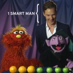 Benedict Cumberbatch Heads To 'Sesame Street'