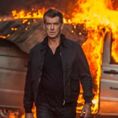 First Look at Pierce Brosnan in 'November Man'