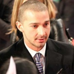 Shia LaBeouf Behaves Bizarrely During Press Conference