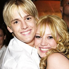 Aaron Carter Calls Hilary Duff 'The Love of His Life'