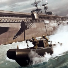 'Battlefield 4' Naval Strike DLC Introduces Carrier Assault