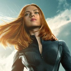 'Captain America 2' Black Widow Featurette