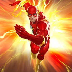 CW Finally Reveals 'The Flash'