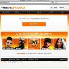 Megaupload.com gets shut down!