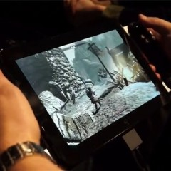 Video of Skyrim Running on new Gaming Tablet