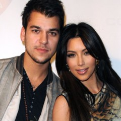 Kim Kardashian Has Harsh Words for Brother Rob