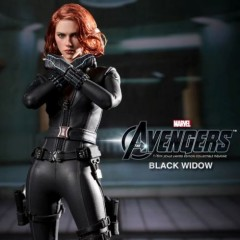 Black Widow Action Figure Looks Almost Real