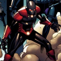 Is Work Finally Beginning On Marvel Studios' Ant-Man?
