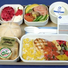 Airline Food Now Available or Home Delivery