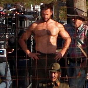 New 'Wolverine' Prison Camp Set Images