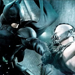 Batman Fights Bane And Two Jokers