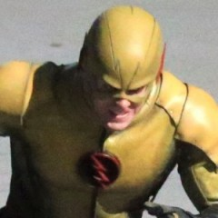 Set Photos Reveal First Look At 'Flash' Villain 'Reverse Flash'