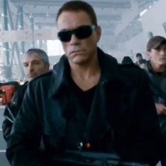 Jean Claude Van Damme Talks 'The Expendables 2'