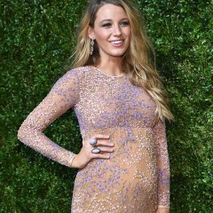 Blake Lively Puts Her Baby Bump On Full Display