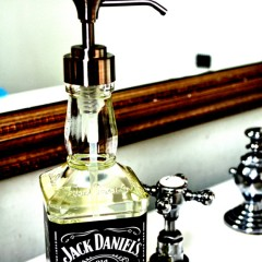 Upcycle Your Old Booz Bottles
