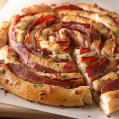 Bacon Breadstick Focaccia