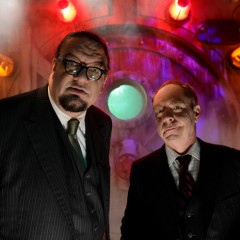 Penn & Teller' Halloween Horror Nights Masterpiece