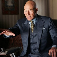 Patrick Stewart to Play Professor X in Next X-Men