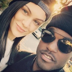 Luke James and Jessie J Are a Couple
