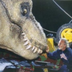 Behind the Scenes With the Jurassic Park Dinosaurs