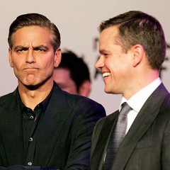 Matt Damon is Reuniting With George Clooney