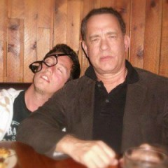 Tom Hanks Helps Random Guy Take Coolest Drunk Pictures Ever