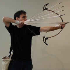 Lars Andersen Shows A Whole Never Level Of Archery Skills