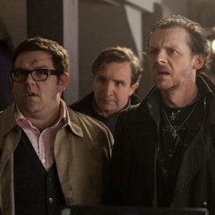 Simon Pegg Tweets First Images From The World's End