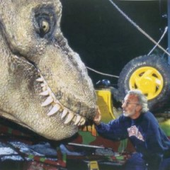 Behind-The-Scenes With Stan Winston's Jurassic Park Dinosaurs