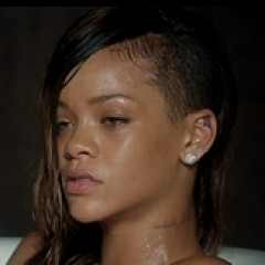 Rihanna Gets Emotional In 'Stay'