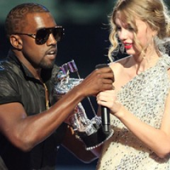 Taylor Swift Keeps Framed Photo of Kanye West Crashing VMAs