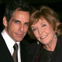 Ben Stiller's Mom Anne Meara Passes Away at 85