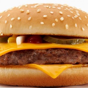 McDonalds' Quarter Pounder No Longer a Quarter Pound