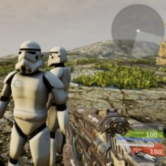 'Star Wars Battlefront Alpha' Is A Disaster