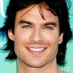 Ian Somerhalder Talking About '50 Shades' Role?